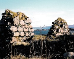 St. Mary Chapel Ruins Isle of Iona