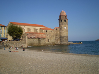 Collioure Church Tower