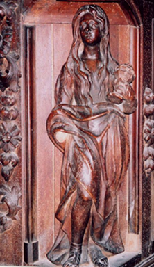 Maria Magdalene at Saint-Maximin-la-Sainte-Baume