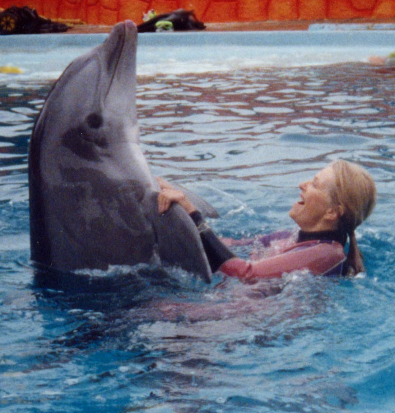 Dolphin Sound Therapy