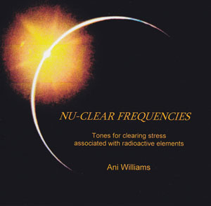 Nu Clear Frequencies CD Sound Therapy