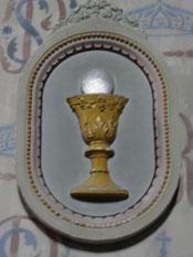 Grail in Bugarach Church
