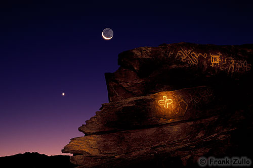 Venus Moon Hohokam site